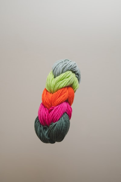 How to make a needle felted wool fabric